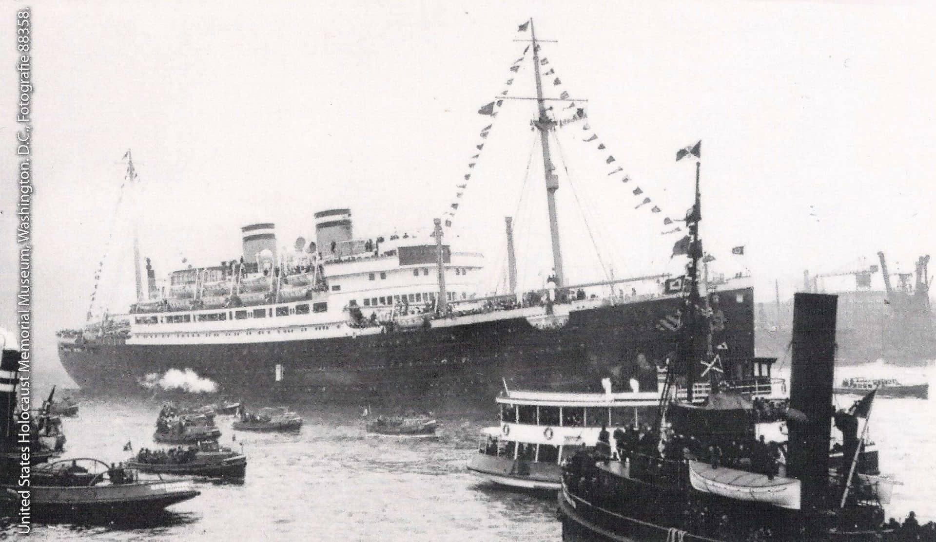 St. Louis Schiff 1939